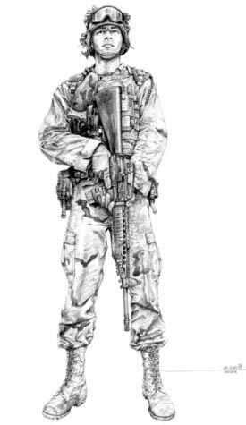 essay on if i am a soldier
